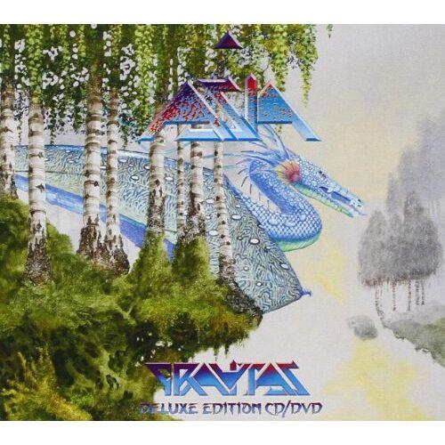 Asia - Gravitas (Ltd.Digipak+Dvd) - Preis vom 19.10.2020 04:51:53 h