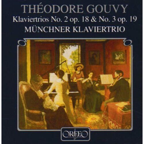 Münchner Klaviertrio - Klaviertrio 2 A-Moll Op. 18 / - Preis vom 11.04.2021 04:47:53 h
