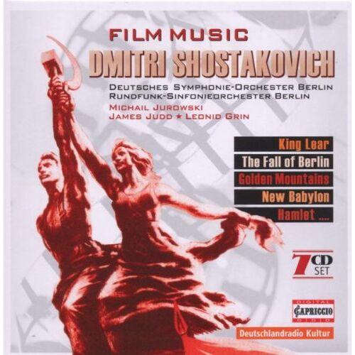 Jurowski - Filmmusik - Preis vom 26.02.2021 06:01:53 h