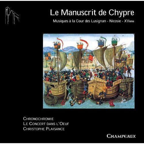 J.-M. Hasler - Le Manuscrit de Chypre - Preis vom 14.04.2021 04:53:30 h