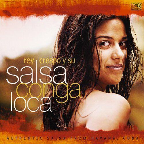 Crespo, Rey Y Su Salsa Conga Lo - Rey Crespo Y Su Salsa Conga Lo - Preis vom 04.09.2020 04:54:27 h