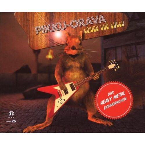 Pikku Orava (das Heavy Metal E - Taivas Lyö Tulta - Preis vom 03.05.2021 04:57:00 h