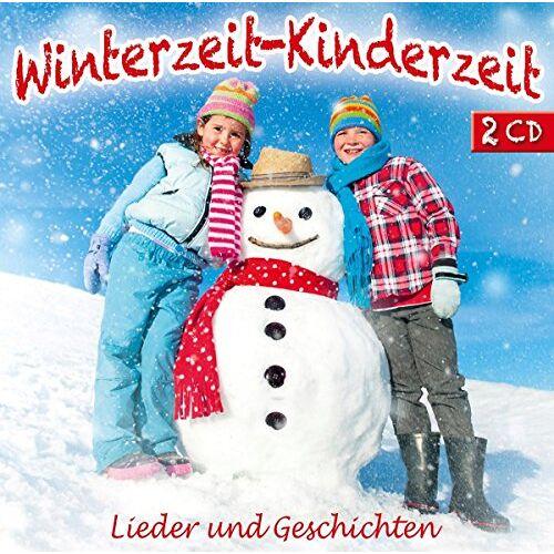Various - Winterzeit-Kinderzeit (2xcd) - Preis vom 09.04.2021 04:50:04 h
