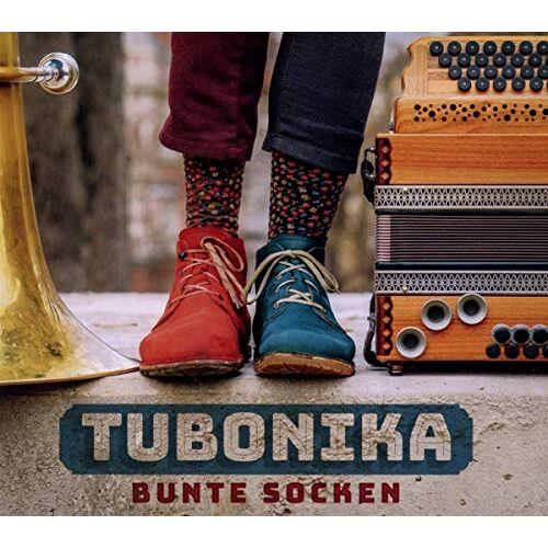 Tubonika - Bunte Socken - Preis vom 27.02.2021 06:04:24 h