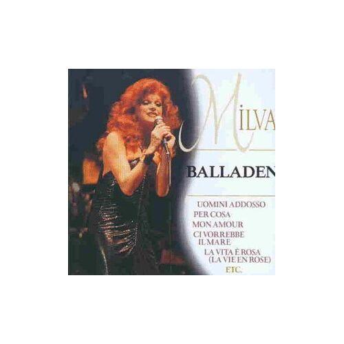 Milva - Balladen - Preis vom 01.06.2020 05:03:22 h