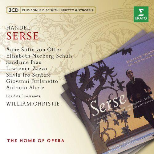 Christie - Serse (Xerxes) - Preis vom 09.05.2021 04:52:39 h