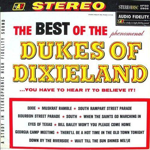 Dukes Of Dixiel - Best Of The Dukes Of Dixidukes Of Dix - Preis vom 24.02.2021 06:00:20 h