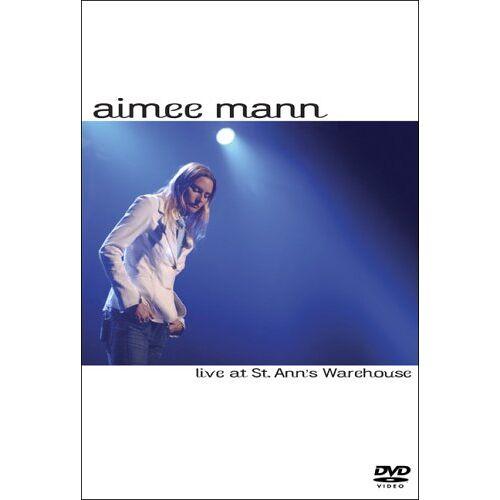 Aimee Mann - Live at St.Ann's Warehouse - Preis vom 23.10.2020 04:53:05 h