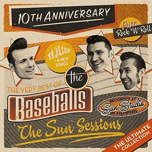 the Baseballs - The Sun Sessions - Preis vom 23.02.2021 06:05:19 h