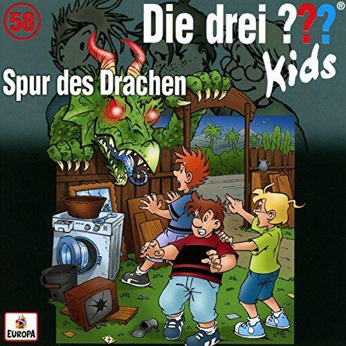 Die Drei ??? Kids - 058/Spur des Drachen - Preis vom 20.04.2021 04:49:58 h