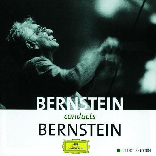 Leonard Bernstein - Bernstein Conducts Bernstein - Preis vom 08.08.2020 04:51:58 h