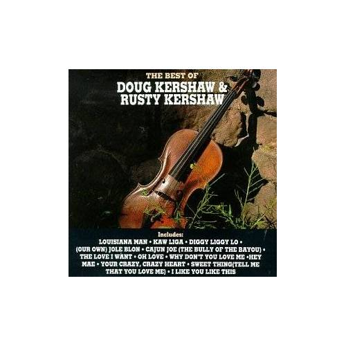 Rusty & Doug Kershaw - Best of Doug & Rusty Kershaw - Preis vom 05.09.2020 04:49:05 h