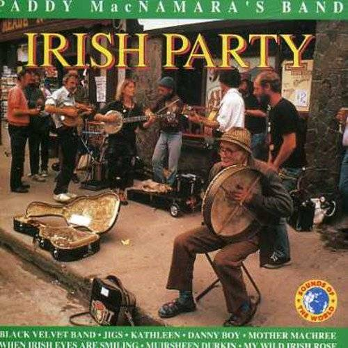 Paddy MacNamara's Band - Irish Party - Preis vom 24.01.2021 06:07:55 h