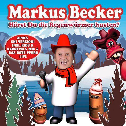 Markus Becker - Hörst Du Die Regenwürmer Husten - Preis vom 06.09.2020 04:54:28 h
