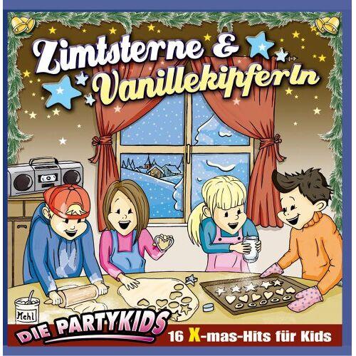 Die Partykids - Zimtsterne & Vanillekipferln - Preis vom 19.01.2020 06:04:52 h