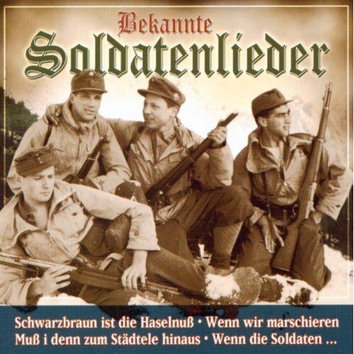 Soldatenchor, der U.das Gross - Bekannte Soldatenlieder - Preis vom 24.02.2021 06:00:20 h