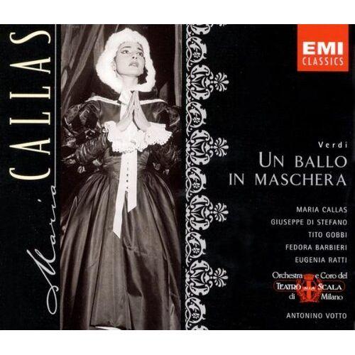 Callas - Maskenball (Ga-It) - Preis vom 24.02.2021 06:00:20 h