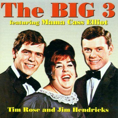 The Big 3 - Featuring Mama Crass Elliot,T - Preis vom 18.10.2020 04:52:00 h