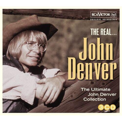 John Denver - The Real...John Denver - Preis vom 27.02.2021 06:04:24 h