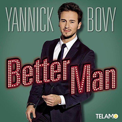 Yannick Bovy - Better Man - Preis vom 08.11.2019 05:55:38 h