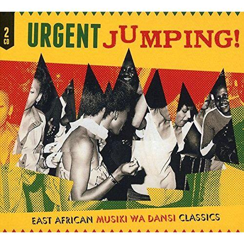 Various - Urgent Jumping! - Preis vom 26.03.2020 05:53:05 h