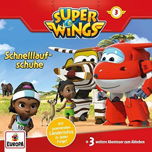 Super Wings - 003/Schnelllaufschuhe - Preis vom 10.04.2021 04:53:14 h