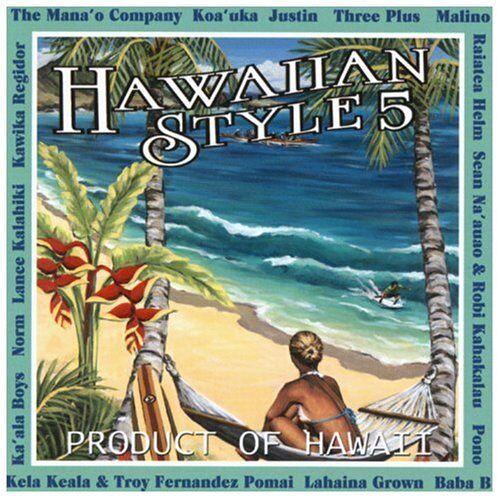 Hawaiian Style 5 - Preis vom 16.04.2021 04:54:32 h