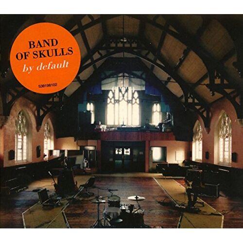 Band of Skulls - By Default - Preis vom 06.09.2020 04:54:28 h