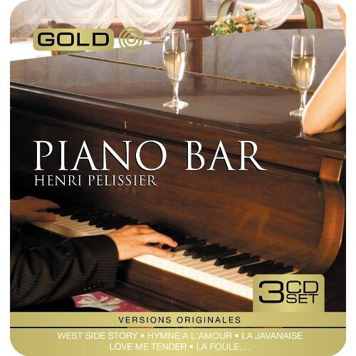 Henri Pelissier - Piano Bar [Gold Metal Box] - Preis vom 28.02.2021 06:03:40 h