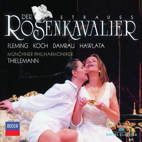 Renée Fleming - Der Rosenkavalier - Preis vom 24.02.2021 06:00:20 h