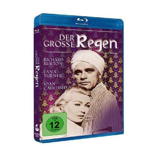 Jean Negulesco - Der grosse Regen (The Rains of Ranchipur) [Blu-ray] - Preis vom 18.04.2021 04:52:10 h