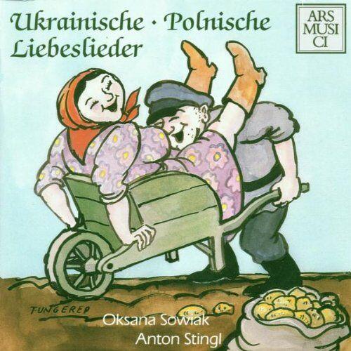O. Sowiak - Ukrainische und Polnische Liebeslieder - Preis vom 05.05.2021 04:54:13 h