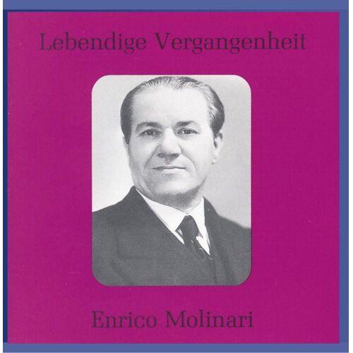 Enrico Molinari - Lebendige Vergangenheit - Enrico Molinari - Preis vom 20.10.2020 04:55:35 h