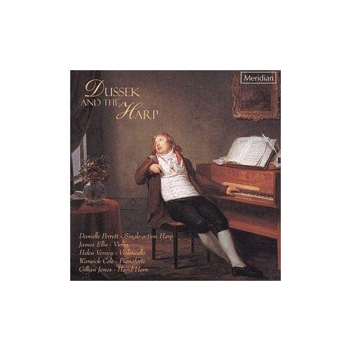 Dussek:Harp Works - Dussek & the Harp - Preis vom 05.09.2020 04:49:05 h