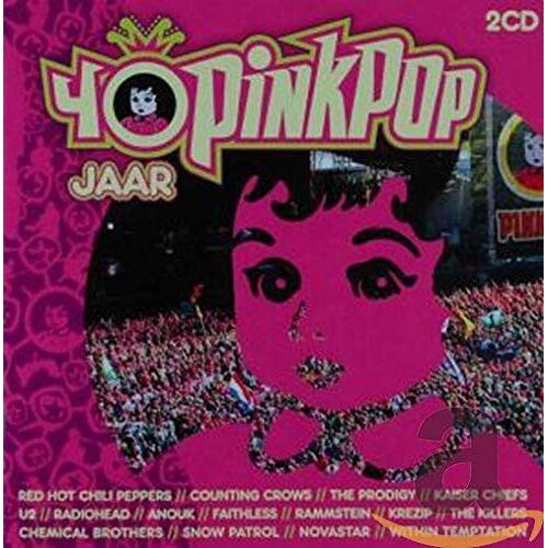 Various - Various Artists - 40 Jaar Pinkpop - Preis vom 20.10.2020 04:55:35 h