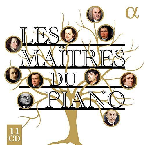 Edna Stern - Les Maitres du Piano - Preis vom 20.10.2020 04:55:35 h