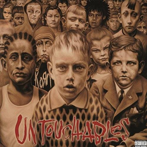 Korn - Untouchables [Vinyl LP] - Preis vom 21.02.2020 06:03:45 h