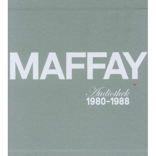 Peter Maffay - Maffay Audiothek 1980-1988 - Preis vom 05.09.2020 04:49:05 h