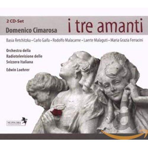 d. Cimarosa - I Tre Amanti - Preis vom 13.05.2021 04:51:36 h