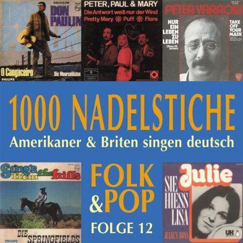 Various - 1000 Nadelstiche Vol. 12 - Preis vom 16.05.2021 04:43:40 h