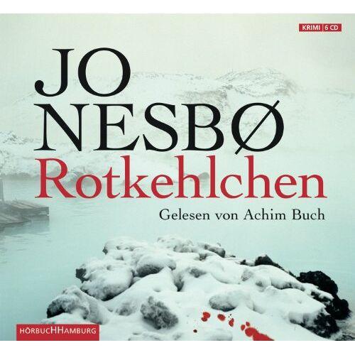 Jo Nesbo - Rotkehlchen (6 CDs) - Preis vom 07.03.2021 06:00:26 h