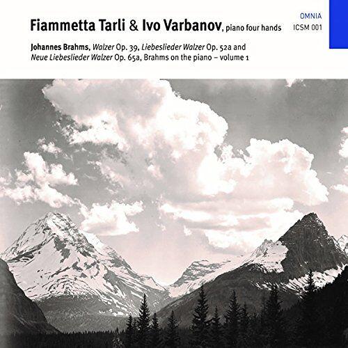 Ivo Varbanov - Brahms on the Piano (Quatre Mains): Walzer - Preis vom 07.05.2021 04:52:30 h