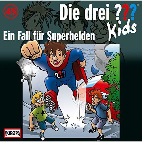 Die Drei ??? Kids - 045/Ein Fall für Superhelden - Preis vom 13.12.2019 05:57:02 h
