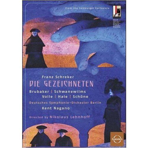 Nikolaus Lehnhoff - Schreker, Franz - Die Gezeichneten (NTSC) - Preis vom 18.01.2021 06:04:29 h