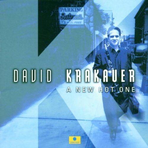 David Krakauer - A New Hot One - Preis vom 20.10.2020 04:55:35 h