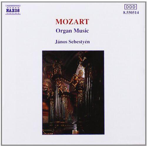 Janos Sebestyen - Orgelmusik - Preis vom 10.11.2019 06:02:15 h