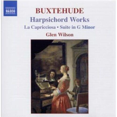 Glen Wilson - Buxtehude: Harpsichord Works - Preis vom 16.02.2020 06:01:51 h