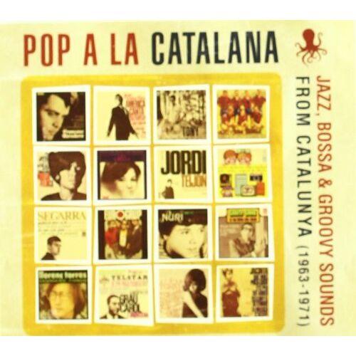 Pop a la Catalana:Jazz Bossa - Pop a la Catalana - Preis vom 09.05.2021 04:52:39 h