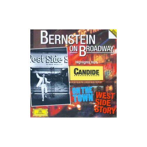 Bernstein - Bernstein on Broadway - Preis vom 19.01.2020 06:04:52 h