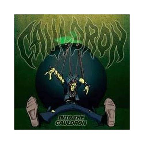 Cauldron - Into the Cauldron - Preis vom 25.02.2021 06:08:03 h